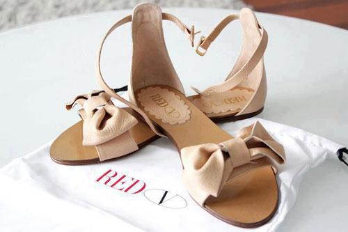 Những kiểu sandal hè khiến chị em mê mẩn 5