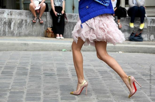 Mách chị em cách chọn giày phù hợp với từng vóc dáng người 11