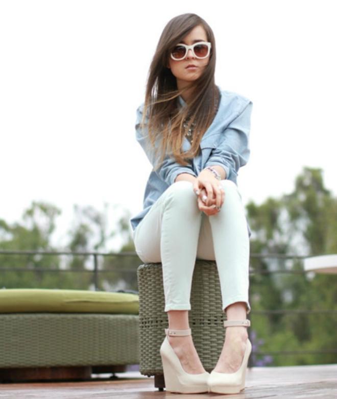 Mách chị em cách chọn giày phù hợp với từng vóc dáng người 7
