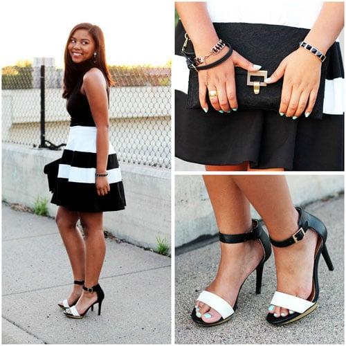 Những mẫu giày Ankle strap đang hot  trong làng thời trang 7