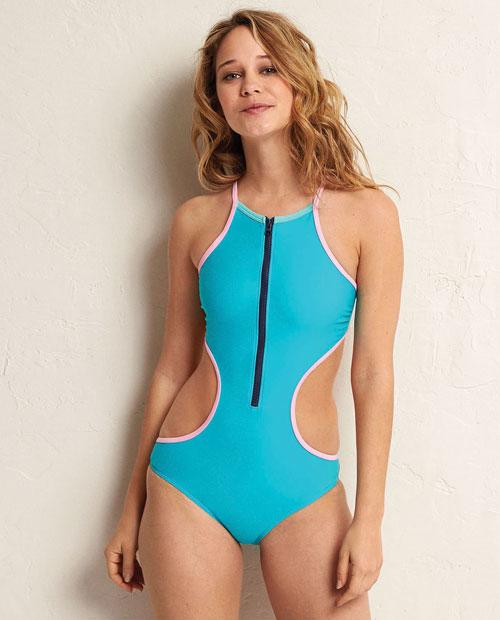 Phái đẹp sexy và quyến rũ hơn với 20 bộ đồ bơi một mảnh 13