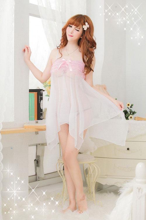 Khơi gợi cảm hứng trong tràng với váy ngủ siêu gợi cảm 4