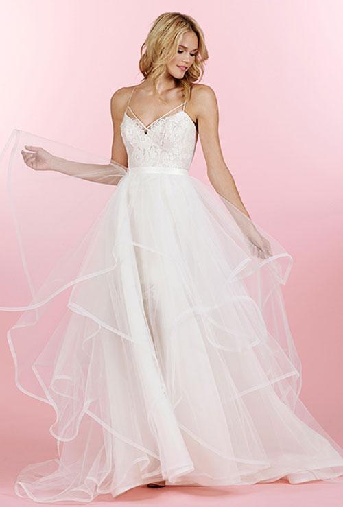 Váy cưới bồng bềnh cho mùa thu 6