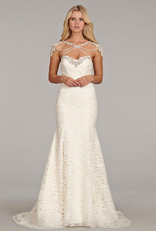 Váy cưới bồng bềnh cho mùa thu 13