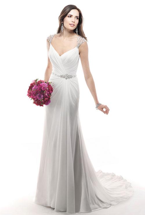 Váy cưới bồng bềnh cho mùa thu 9
