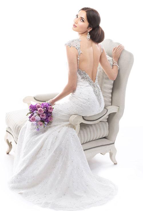 Váy cưới bồng bềnh cho mùa thu 10