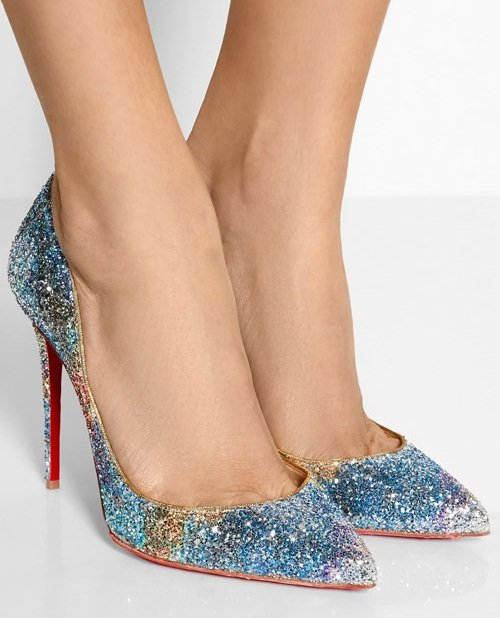 Phái đẹp nghiêng ngả với giày cao gót Christian Louboutin 6