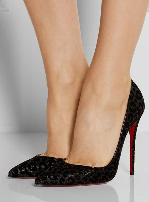 Phái đẹp nghiêng ngả với giày cao gót Christian Louboutin 7
