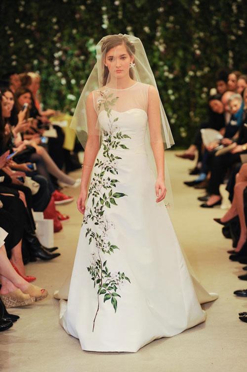 Xu hướng váy cưới nào thống trị mùa cưới 2016? 10