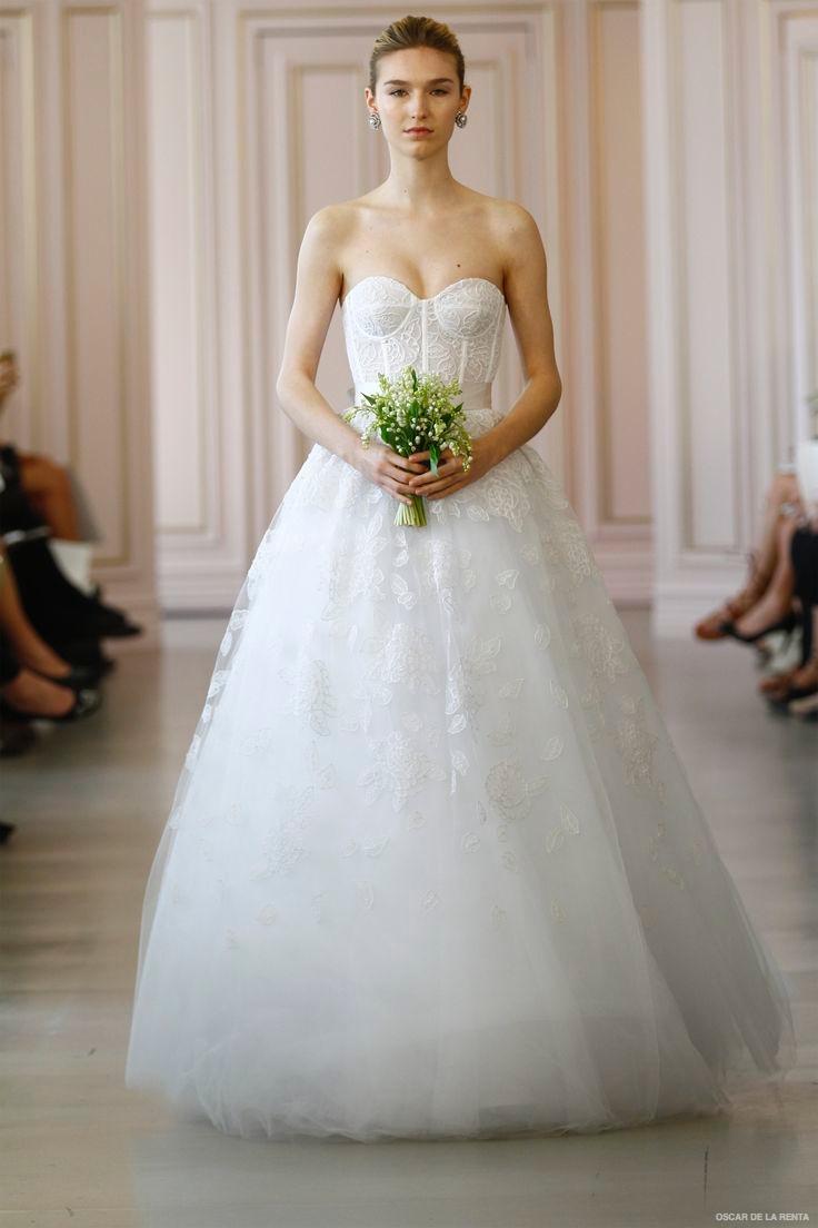 Xu hướng váy cưới nào thống trị mùa cưới 2016? 15