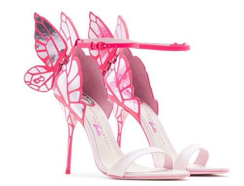Giày cao gót ngọt ngào lấy cảm hứng từ búp bê barbie 3