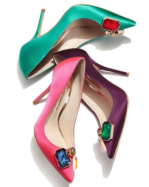 Giày cao gót ngọt ngào lấy cảm hứng từ búp bê barbie 9