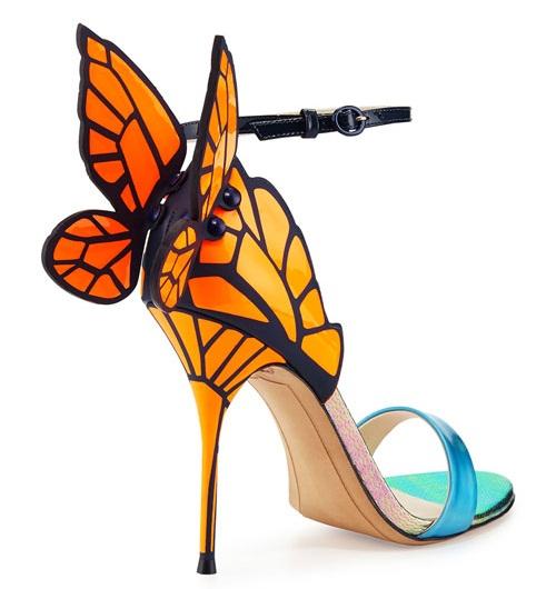 Giày cao gót ngọt ngào lấy cảm hứng từ búp bê barbie 4