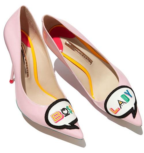 Giày cao gót ngọt ngào lấy cảm hứng từ búp bê barbie 11