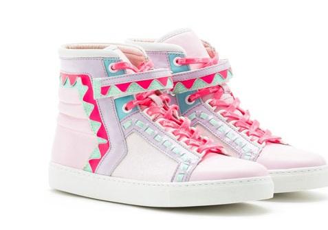 Giày cao gót ngọt ngào lấy cảm hứng từ búp bê barbie 15