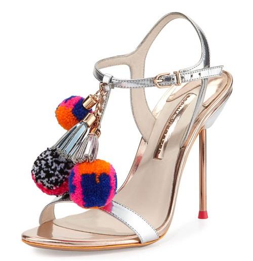 Giày cao gót ngọt ngào lấy cảm hứng từ búp bê barbie 6