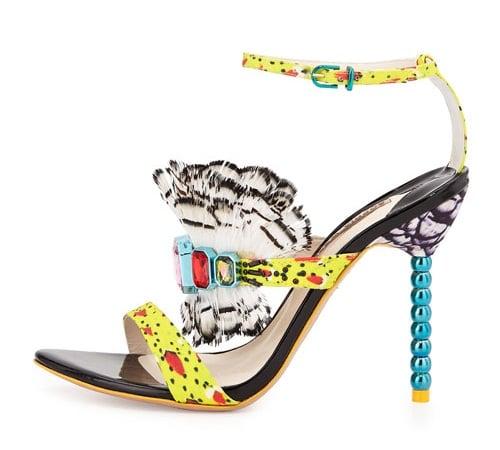 Giày cao gót ngọt ngào lấy cảm hứng từ búp bê barbie 5