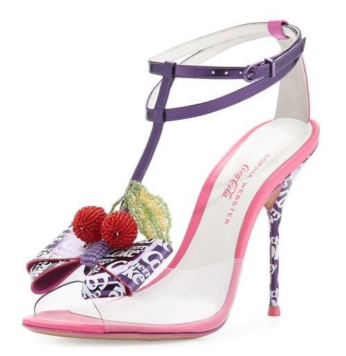 Giày cao gót ngọt ngào lấy cảm hứng từ búp bê barbie 7