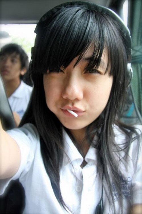 Cận cảnh nhan sắc các hot girl Việt khi chưa 18 tuổi