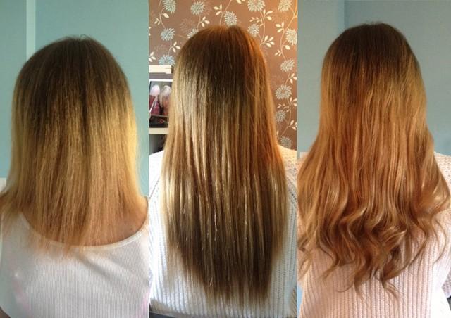 Nối tóc và những hậu quả khôn lường ít ai biết