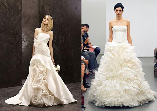 Nhãn hiệu váy cưới nào được lòng phái đẹp nhất? 1