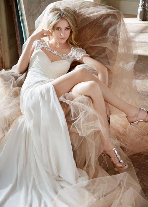 Nhãn hiệu váy cưới nào được lòng phái đẹp nhất? 11