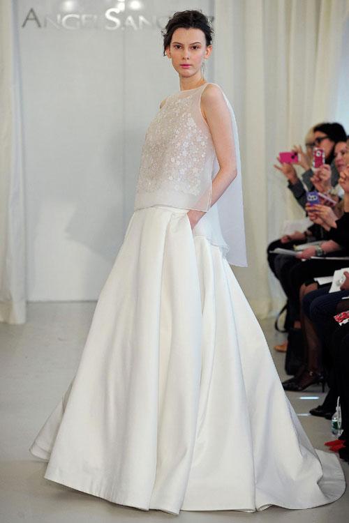 Nhãn hiệu váy cưới nào được lòng phái đẹp nhất? 13