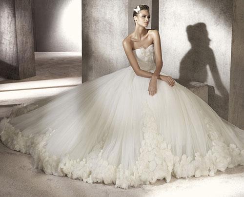 Nhãn hiệu váy cưới nào được lòng phái đẹp nhất? 5