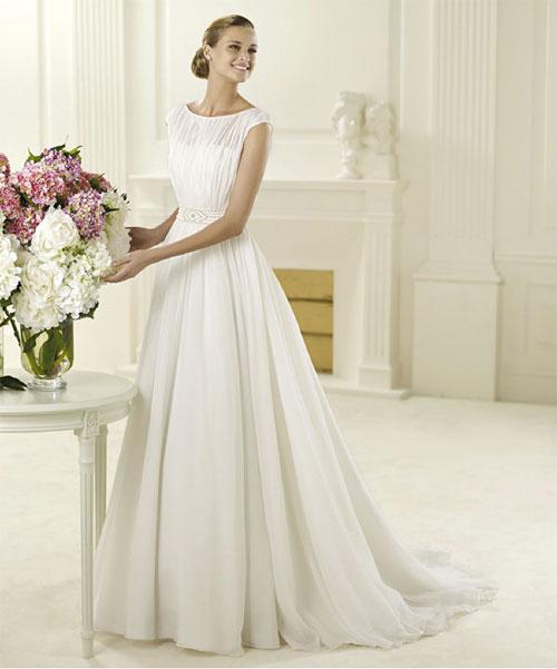 Nhãn hiệu váy cưới nào được lòng phái đẹp nhất? 6
