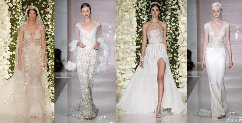 Nhãn hiệu váy cưới nào được lòng phái đẹp nhất? 9