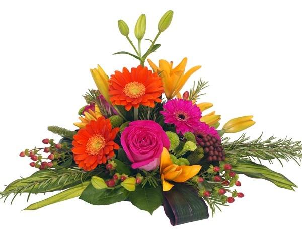 Trong hội thi cắm hoa và thuyết trình bạn không nên quá lo lắng và hãy thật thoải mái.