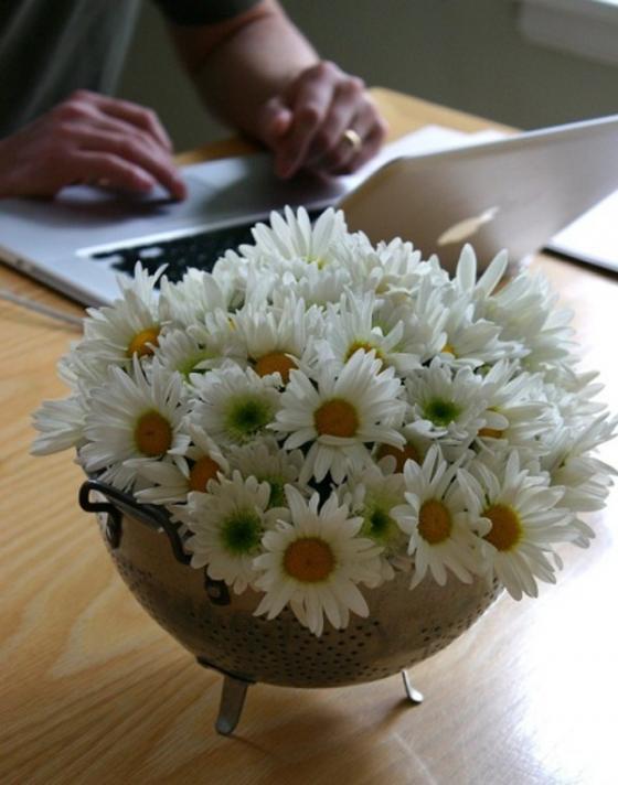 Cách cắm hoa cúc hoạ mi đơn giản mà đẹp 2