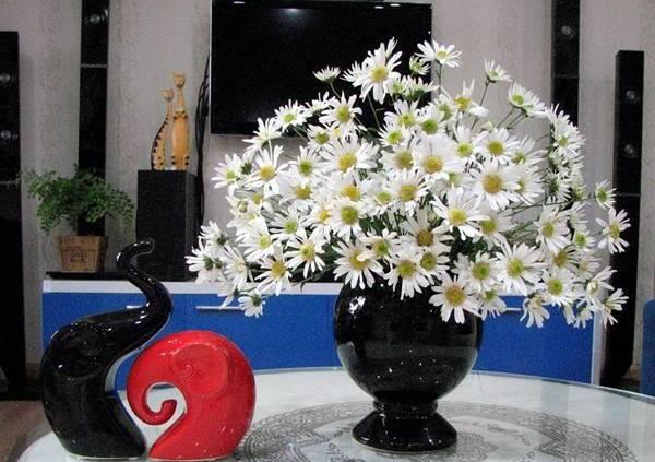Cách cắm hoa cúc hoạ mi đơn giản mà đẹp 3