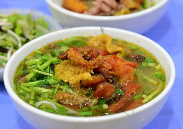 Cách nấu bún cá rô đồng đậm đà cho bữa sáng