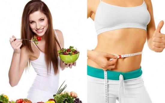 Những món ăn trưa giúp bạn giảm cân nhanh