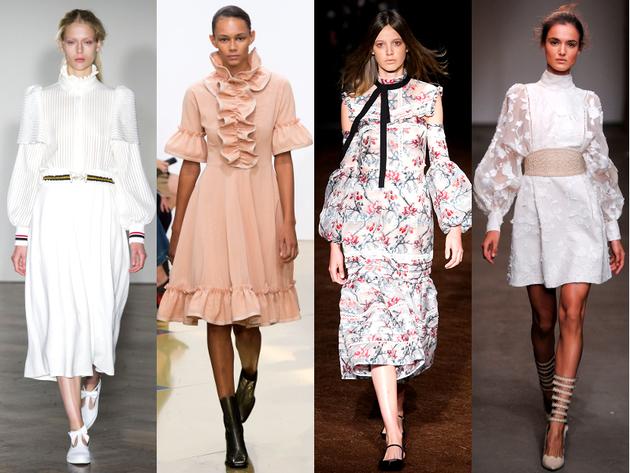 Đón đầu thời trang với 10 xu hướng hot nhất Xuân Hè 2016