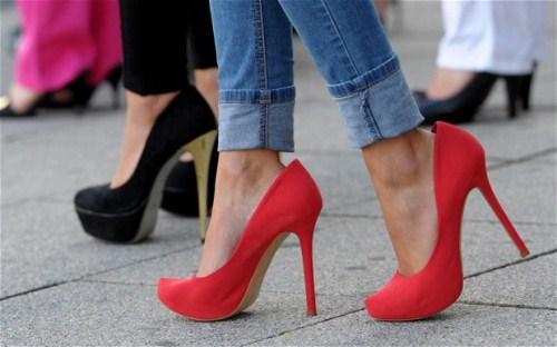 Bí quyết giúp bạn đi vừa mọi đôi giày 4