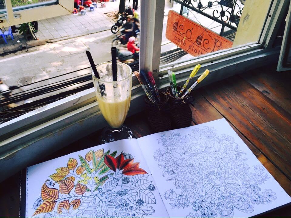 Những quán cafe bói bài Tarot nổi tiếng ở Hà thành. Ảnh 1