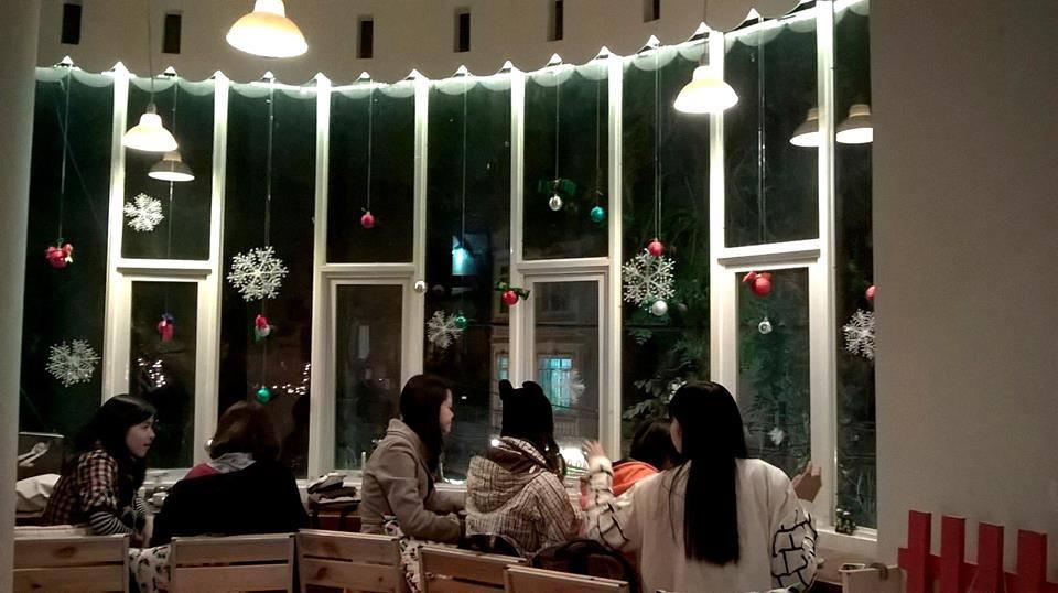 Những quán cafe bói bài Tarot nổi tiếng ở Hà thành. Ảnh 2