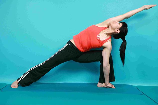 yoga trị thoái hóa