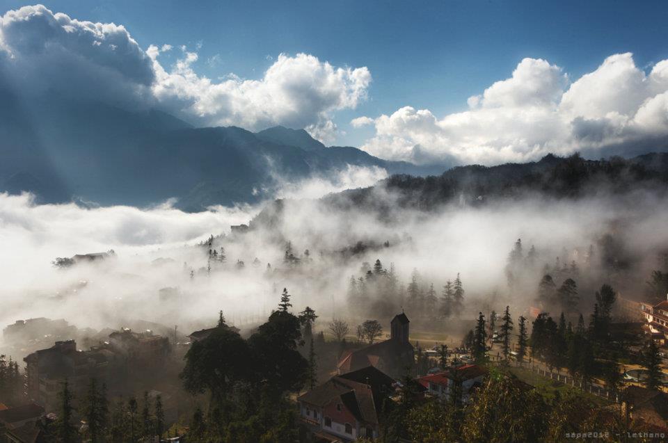6 điểm du lịch miền núi phía Bắc cho Tết Âm lịch 2016 5