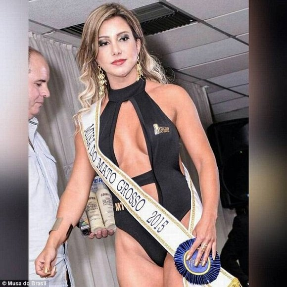 Người đẹp Brazil tử vong vì sử dụng chất kích thích cơ bắp 2