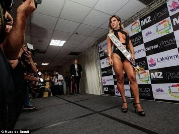 Người đẹp Brazil tử vong vì sử dụng chất kích thích cơ bắp 3