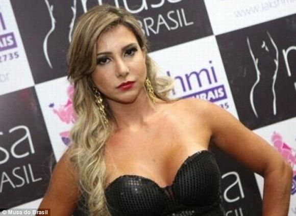 Người đẹp Brazil tử vong vì sử dụng chất kích thích cơ bắp 4
