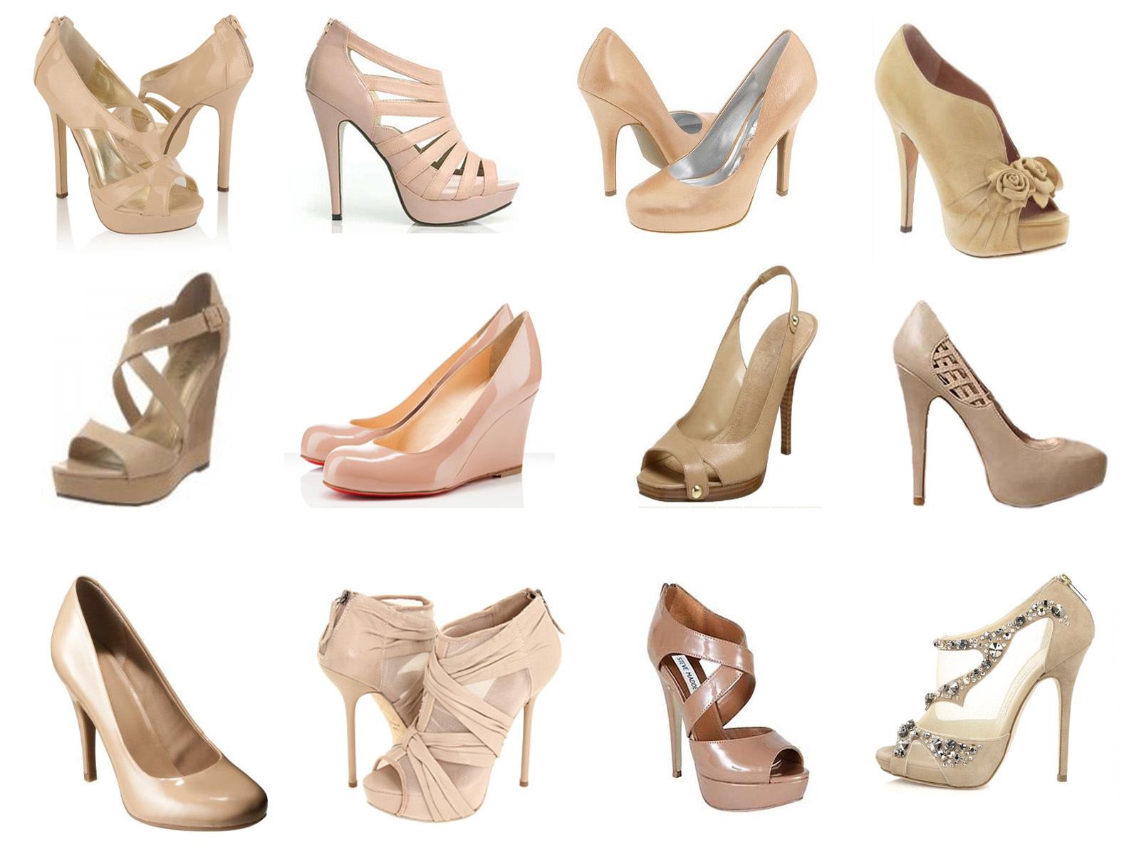 Tại sao giày màu nude được mọi cô gái yêu thích 10
