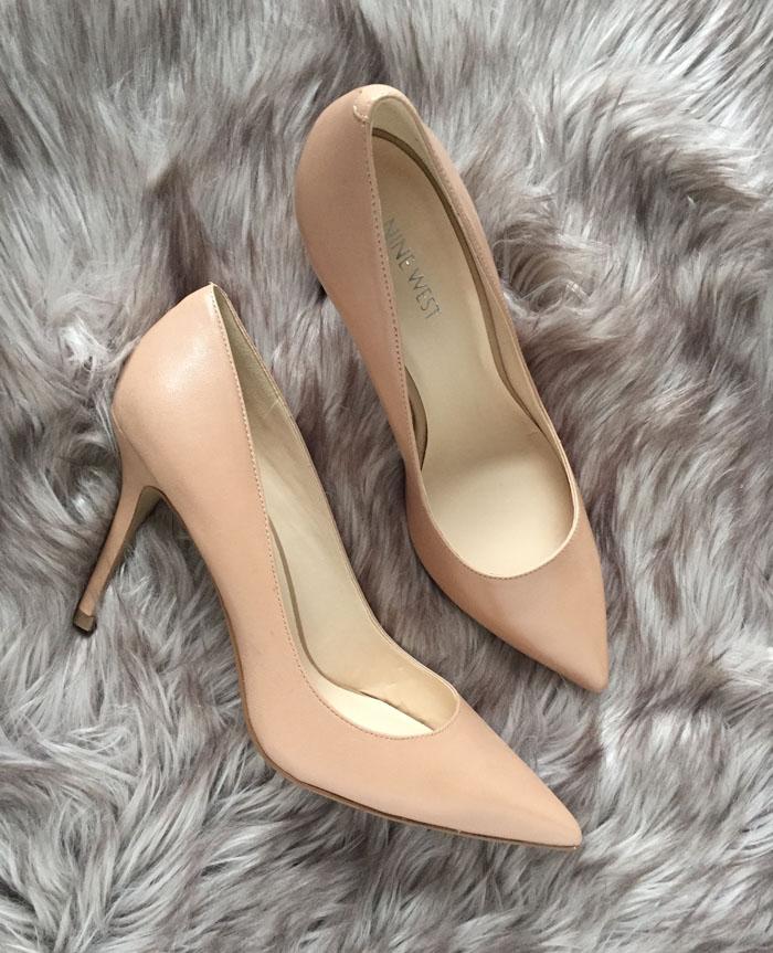 Tại sao giày màu nude được mọi cô gái yêu thích 9