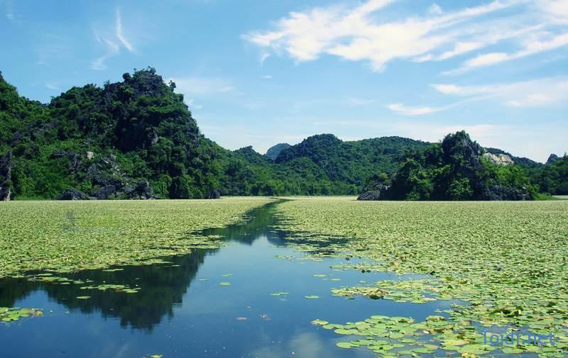 Top 6 điểm du lịch gần Hà Nội cho dịp 30-4 4