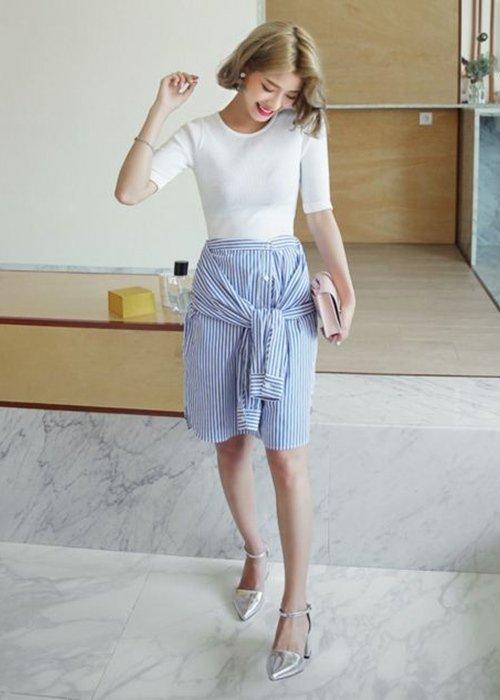 Những mẫu váy mới nhất cho nàng công sở 2016 10