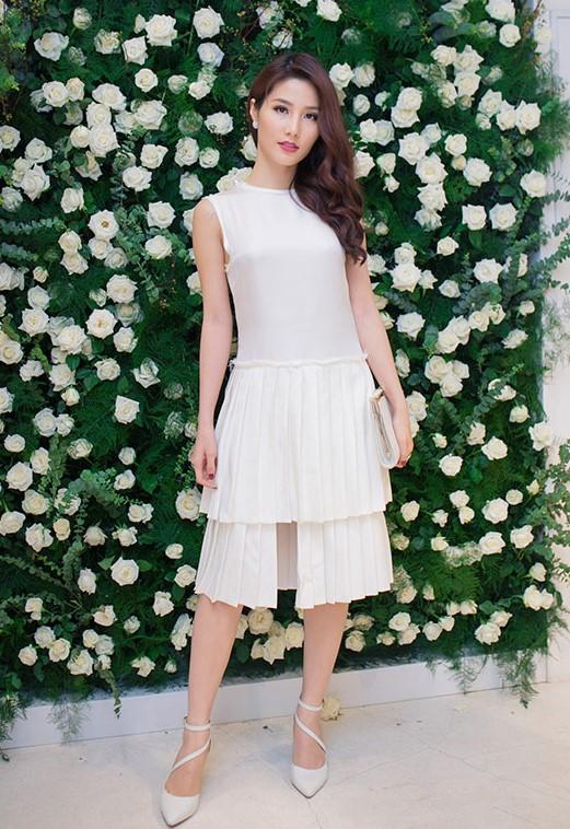 Những mẫu váy mới nhất cho nàng công sở 2016 4