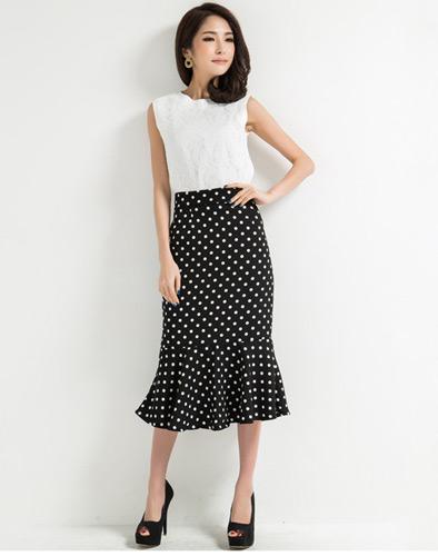 Những mẫu váy mới nhất cho nàng công sở 2016 7